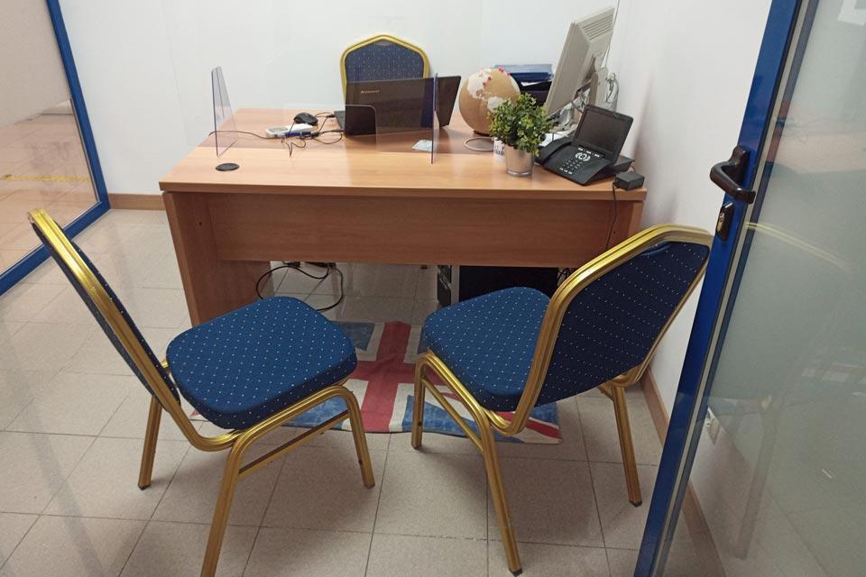 Despacho de El Ventanal en Logroño