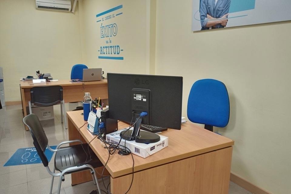 Oficina de El Ventanal en Logroño