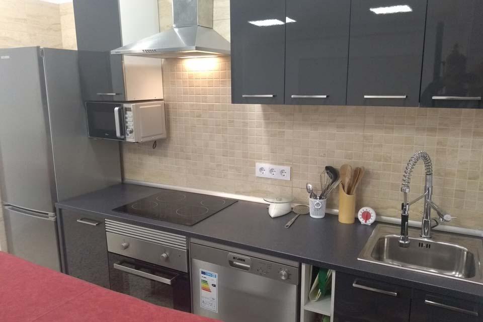 Muebles de cocina y electrodomésticos